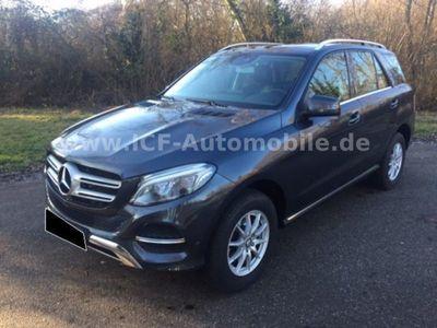 gebraucht Mercedes GLE250 d 4Matic 9G-TRONIC,NAVI,XENON,AHK