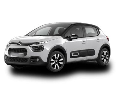 """gebraucht Citroën C3 """"Shine"""" (2) Weiß/Dach schwarz, 16""""-..."""