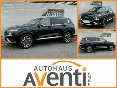 gebraucht Hyundai Santa Fe Plug-In-Hybrid *Signature* Panoramadach
