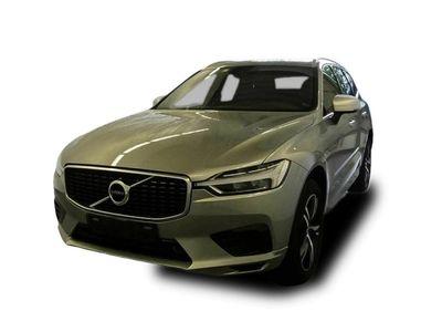 gebraucht Volvo XC60 XC60D5 AWD Geartronic R-Design,Navi,LED,RÃŒka,