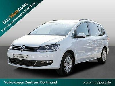 gebraucht VW Sharan 1.4 OPF Comfort DSG NAVI ALU CAM VW CONNECT