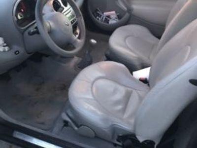 gebraucht Ford Ka schwarz
