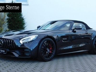 gebraucht Mercedes AMG GT C Roadster Carbon-Paket+Perf.Sitz+Burm.
