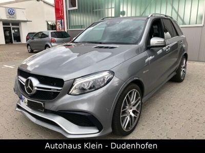 gebraucht Mercedes GLE63 AMG AMG 4Matic GLE -Klasse (BM 166)