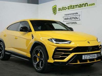 gebraucht Lamborghini Urus UNIKAT STERNENHIMMEL / Night Vision / ADAS