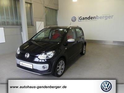 gebraucht VW cross up! 1.0 l 55 kW (75 PS) 5-Gang Klima