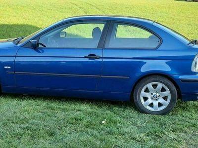 gebraucht BMW 316 compakt