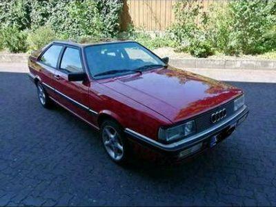 gebraucht Audi Coupé Typ 81 Bj. 1986