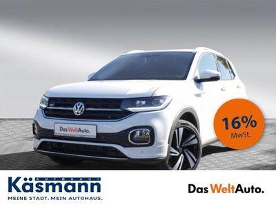 gebraucht VW T-Cross - 1.0 TSI Style R-LINE+LED+NAVI+ACC+PDC