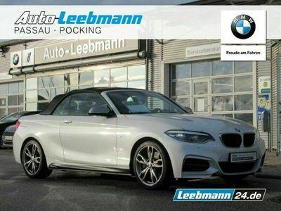 gebraucht BMW M240 Cabrio S-Aut. HK-HIFI/LKH 2 JAHRE GARANTIE