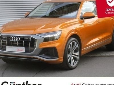 gebraucht Audi Q8 S LINE 50 TDI QUATTRO TIPTR+HEAD UP+AHK+PANOR