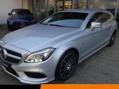 gebraucht Mercedes CLS350 d 4M SB AMG Sitzklima*Comand*Fahrassist.