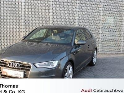 gebraucht Audi A3 2.0 TDI S line Xenon Navi aKlima Klima Xenon