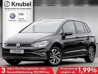 gebraucht VW Golf Sportsvan JOIN 1.0 TSI Navi ACC+FrontAssist App-Connect