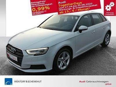 gebraucht Audi A3 Sportback 2.0 TDI Navi LED