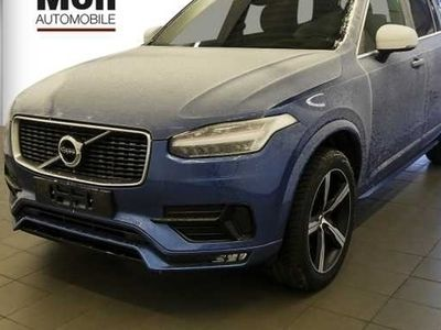 used Volvo XC90 D5 AWD Geartronic R-Design Navi LED PGD
