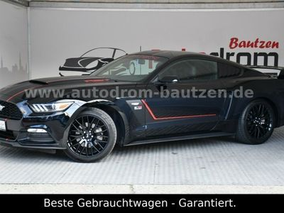 gebraucht Ford Mustang 3.7 Coupe Roush Black Edition Borla