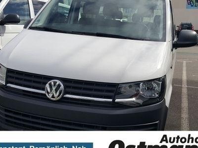 gebraucht VW Transporter 2,0 l TDI 75 kW 102PS *EcoProfi*
