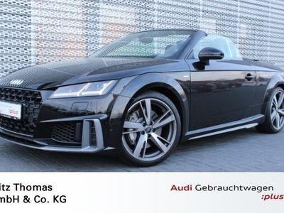 gebraucht Audi TT Roadster 45 TFSI quattro S tronic Klima Navi
