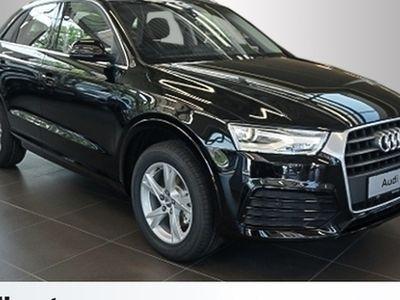 gebraucht Audi Q3 sport 2.0 TDI Navi Einparkhilfe Tempomat Komf