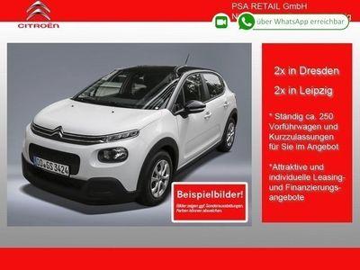 gebraucht Citroën C3 Pure Tech 110 S&S FEEL+Klima