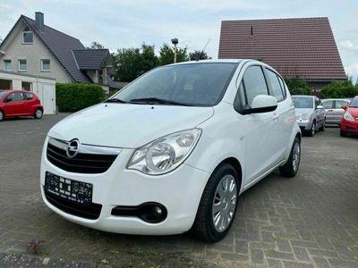 gebraucht Opel Agila B Edition *TÜV*AU
