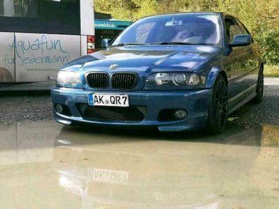 gebraucht BMW 328 E46 CI in Topasblau Verkauf oder Ta... als Sportwagen/Coupé in Mudersbach
