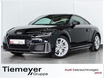 gebraucht Audi TT Coupé 45 TFSI Q 2x S LINE NAVI+ VIRTUAL PRIVACY-GLAS 6d-TEMP AZ Automobil-Vertrieb GmbH & Co. KG AZ Automobil-Vertrieb GmbH & Co. KG