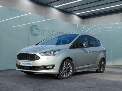 gebraucht Ford C-MAX C-MaxSPORT 1.5 NAVI XENON SHZ ALLWETTERREIFEN L
