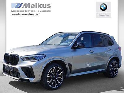 gebraucht BMW X5 M COMPETITION - WINTERKOMPLETTRÄDER - BOWERS - SKYLOUNGE - LASER - HEAD UP - DAB - M SPORTABGASANLAGE