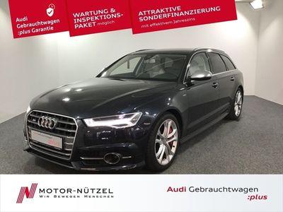 gebraucht Audi S6 Avant 4.0TFSI 5JG+MATRIX+AIR+NAV+AHK+BOSE+ACC