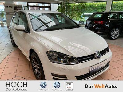 gebraucht VW Golf VII 1.2 TSI.Lim. Allstar+Klima+Sitzh.+GRA.