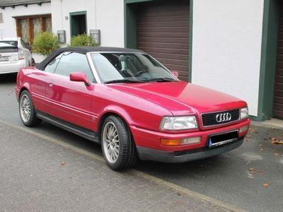 gebraucht Audi Cabriolet 2.0 B 4