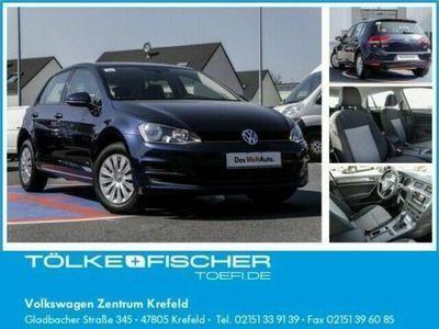 used VW Golf Trendline VII1.2 TSI BMT DSG Sitzheizung