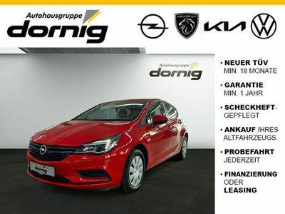 gebraucht Opel Astra Sel.Klima,Sitzh.vo,Lenkradheiz