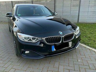 gebraucht BMW 418 Gran Coupé d Aut. Sport Line HEAD UP