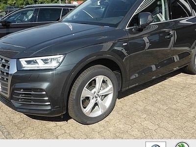 gebraucht Audi Q5 S-Line 45TFSI quattro S-Tronic ab 12/19 Navi