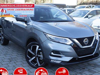gebraucht Nissan Qashqai 1.3 DIG-T 160 Tekna Leder in Kehl