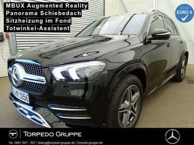 gebraucht Mercedes 300 GLEd 4M AMG LED+PANO+MBUX+AR+KAMERA+PTS+SHZ