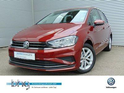 gebraucht VW Golf Sportsvan Comfortline 1.5TSi DSG ACCAssist Navi ergoComfort