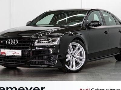 gebraucht Audi S8 + 4.0 TFSI Q BOSE S-AGA KERAMIK MATRIX