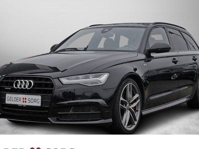 gebraucht Audi A6 Avant 3.0 TDI competition LED*BOSE*S-Sitze*Lane*20'' Navi Leder GRA LM