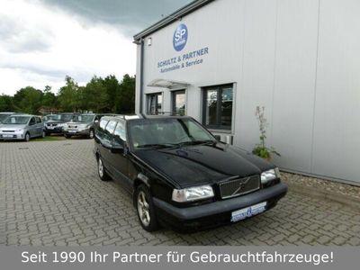 gebraucht Volvo 850 Kombi / 2. Hd., Klima, Motor + Getriebe Top!