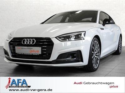 gebraucht Audi A5 Sportback 3,0 TDI qu. tiptr. 2x S-Line ,LED,Navi+,