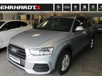 gebraucht Audi Q3 2.0TDI S-Tronic*Navi*Xenon*Klimaaut*Shz