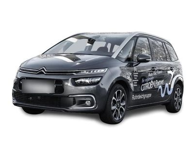 gebraucht Citroën C4 SpaceTourer GrandSpacetourer Shine 2.0 BlueHDi 160 FAP 7-Sitzer Navi Keyless