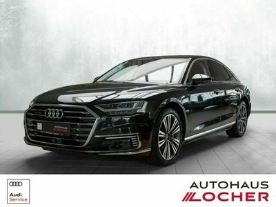 gebraucht Audi A8 60 TFSI e quattro Stadt,B&O,Allradl.,RearSeat