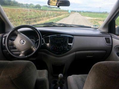 gebraucht Mazda MPV 2.0 TÜV/Klima/AHK/7Sitz/grüne Plakette