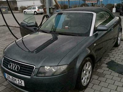 gebraucht Audi A4 Cabriolet 3.0 als Cabrio/Roadster in Pasing-Obermenzing
