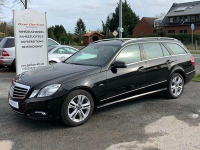 gebraucht Mercedes E200 CDI BlueEfficiency Avantgarde 6-Gang ILS